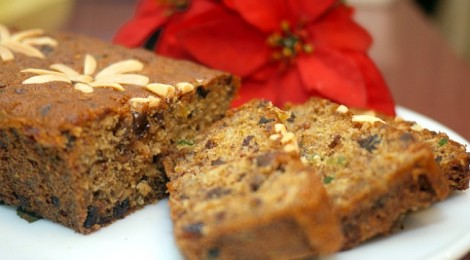 Christmas Delights: Home-baked Fruitcakes