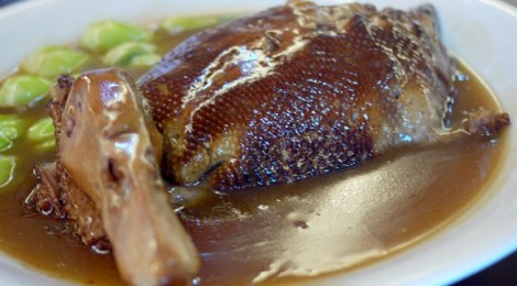 Christmas Delights – Stuffed Duck & Chicken @ Ben Tdi Wei