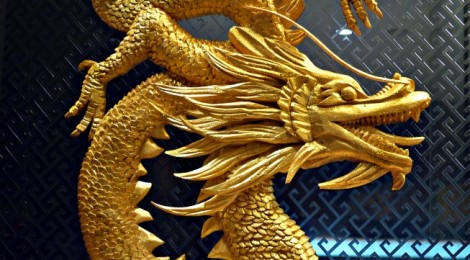 Auspicious Welcome for the Dragon at Golden Phoenix, Hotel Equatorial Kuala Lumpur