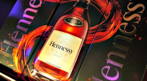 Hennessy V.S.O.P New Bottle Launch