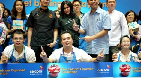 Celcom Cupcake Challenge Finale – The Winners!