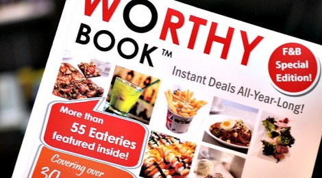 Have you got the Worthy Book yet?