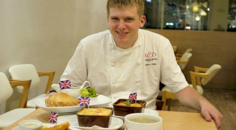 A Taste of Great Britain @ Delicious Cafes