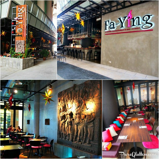 fa ying Collage