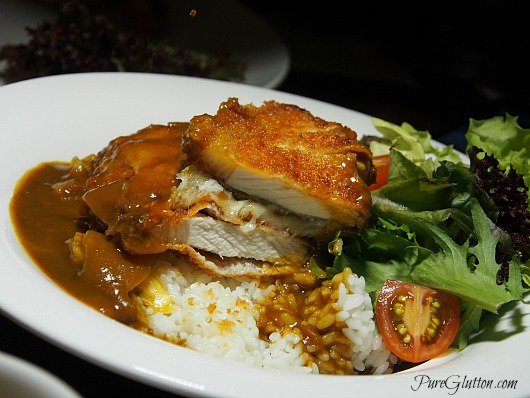 pork chop jap curry