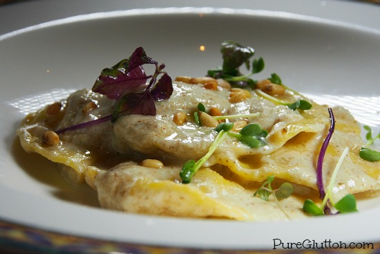 4 cheese ravioli