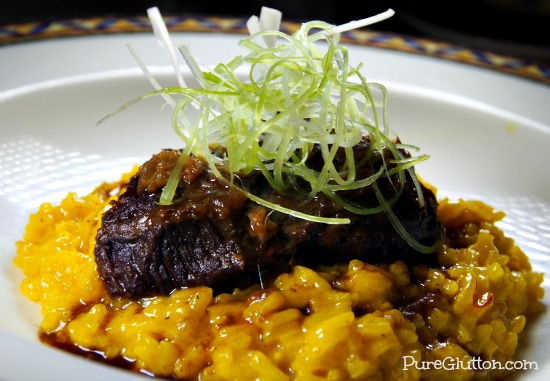 risotto beef cheek