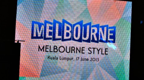 Melbourne Style on Show in Kuala Lumpur