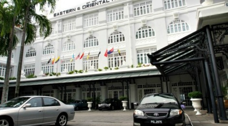 Grand Dame of Heritage Hotels in Penang: The Eastern & Oriental Hotel