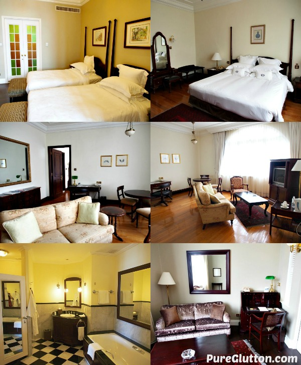 Heritage Suite Collage