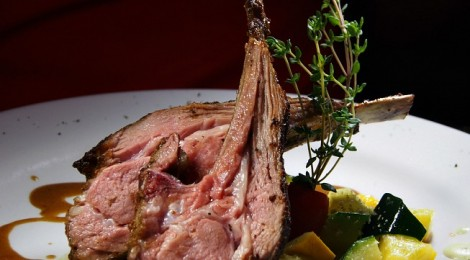 Australian Lamb Shoulder Racks @ Las Carettas Mexican Restaurants