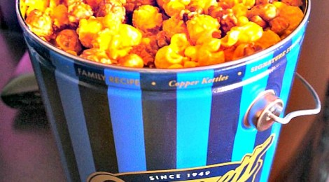Garrett Popcorn Shops® – Opening at Mid Valley Mall this April!