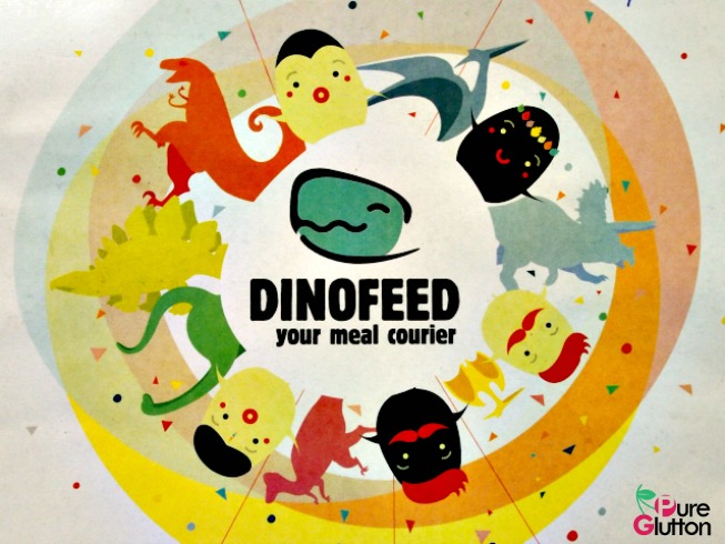 DINOFEED – your Meal Courier in Damansara Perdana, Mutiara Damansara & Bandar Utama