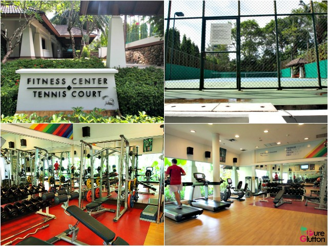 Gym Collage