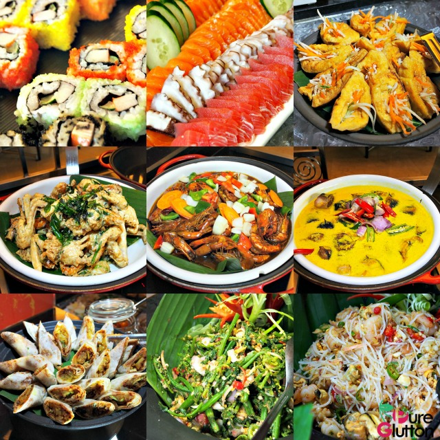 Buffet1 Collage