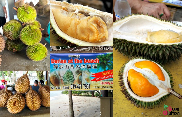 Durians Collage