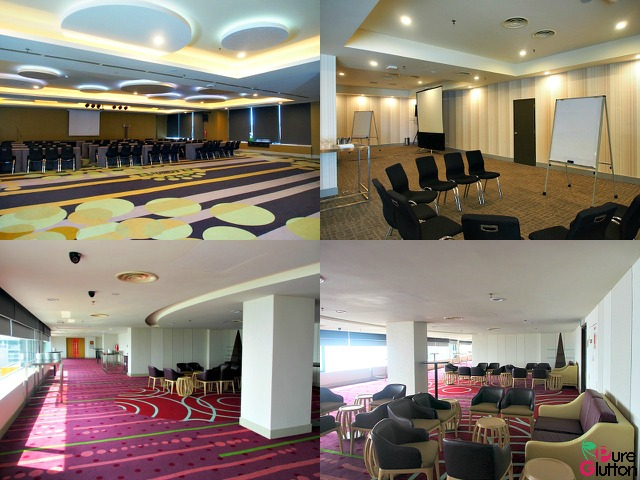 Function Rooms Collage
