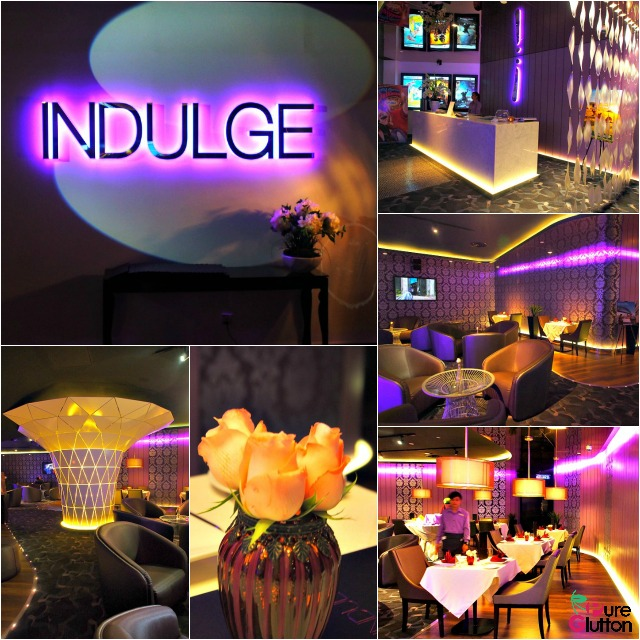 INDULGE Collage