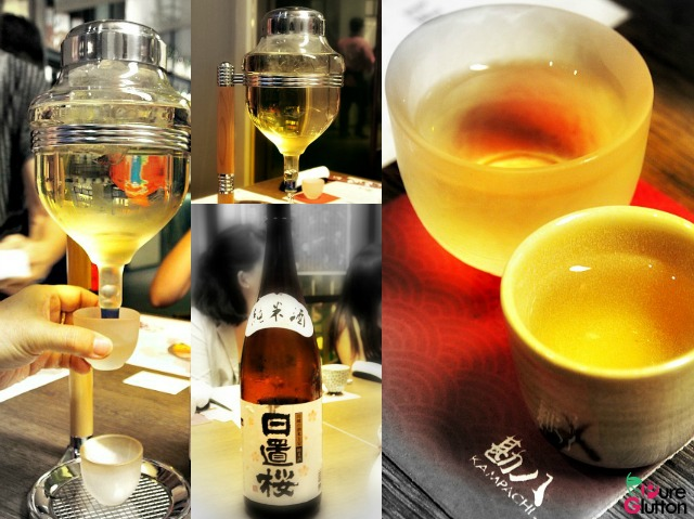 Sake Collage