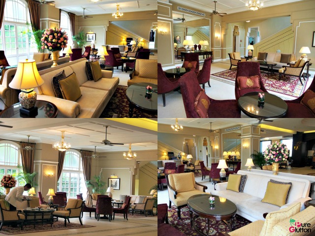 Lounge Collage