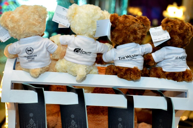 Bintang, the Bear and brothers