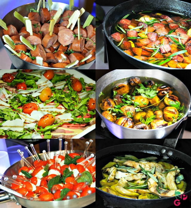 antipasto Collage