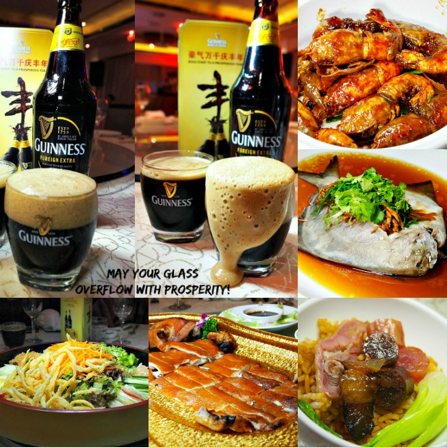 Be Bold, be Prosperous this Chinese New Year with GUINNESS® at Grand Imperial restaurants