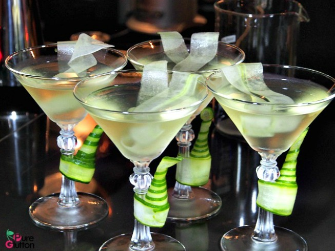 Wind down at SIX with their signature cocktails