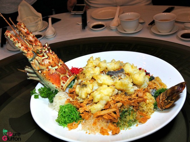 Traditional Chinese New Year in Tao Chinese Cuisine at The Intercontinental Kuala Lumpur