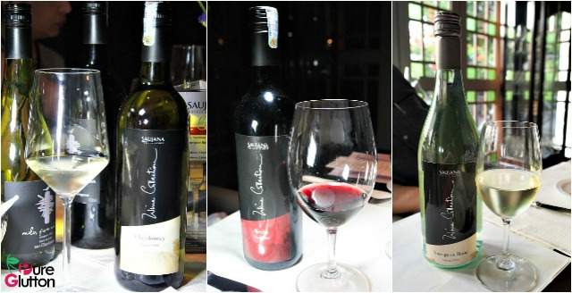 Wines Collage