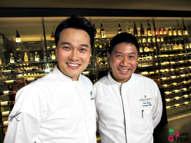 Celebrity Chef Edward Kwon heats up InterContinental Kuala Lumpur