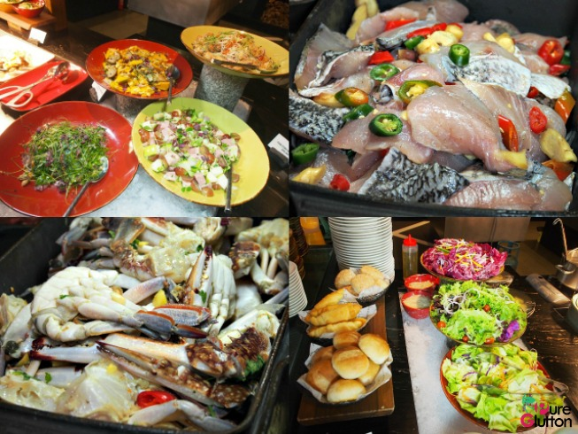 Thematic Buffets at Charcoal @ The Saujana Hotel