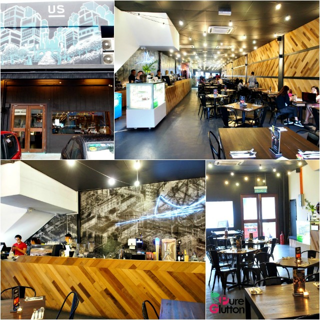 Cafe Collage