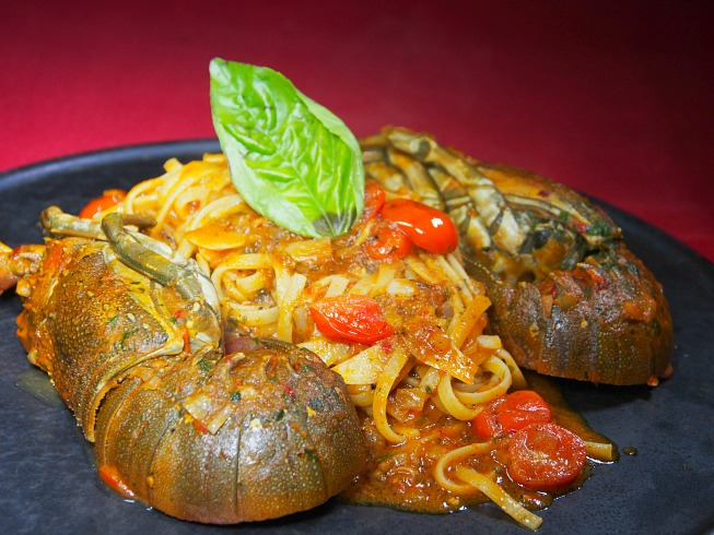 Authentic Italian Delights at Uncle Chilli's Bar & Restaurant by Chef Massimo Zampar