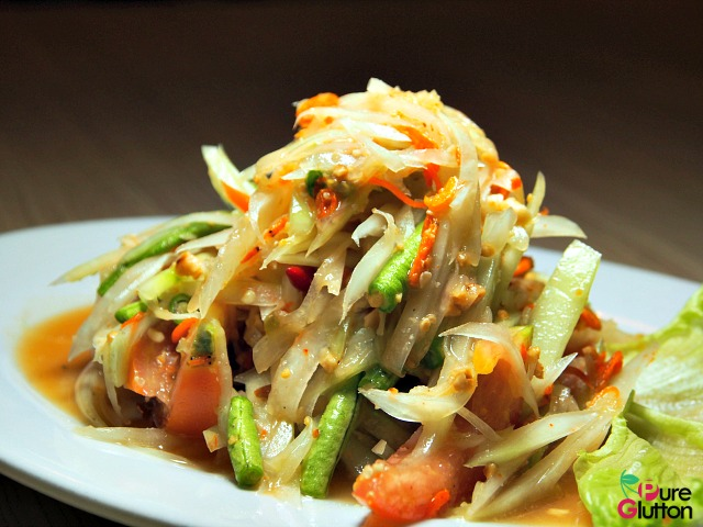 SOM TAM - PAPAYA SALAD