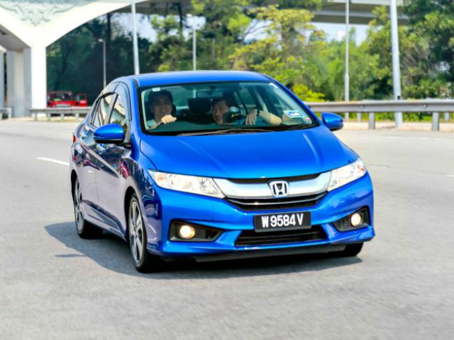 Honda City Bloggers Drive – checking out the ALL-NEW HONDA CITY!