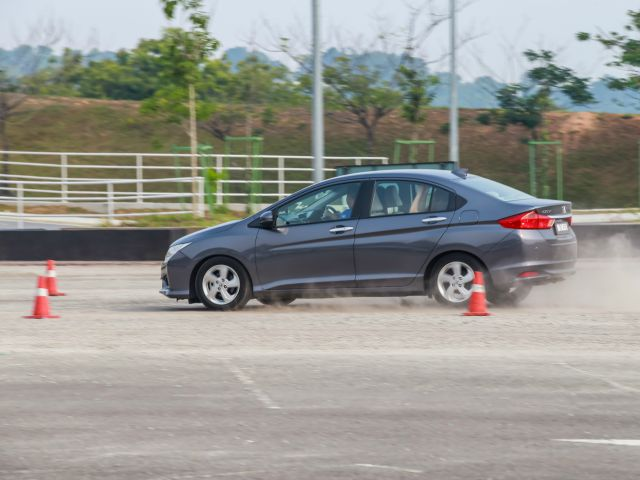 Honda City Blogger Drive_Test-drive session_Bloggers test-drive