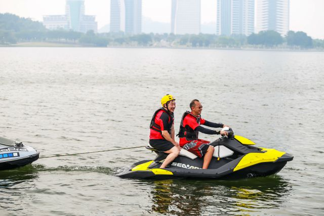Honda City Blogger Drive_Watersport_JetSki experience