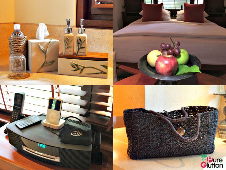 AMENITIES Collage