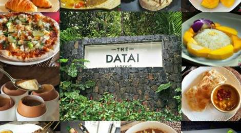 Dining at THE DATAI, Langkawi