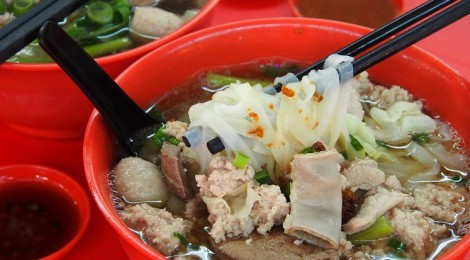 My Favourite Noodles in PUCHONG – try these!