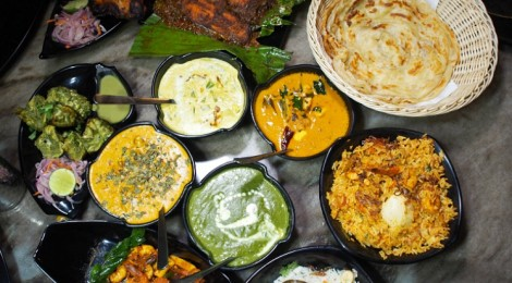 SWAADH – enjoy various Indian cuisines under one roof!