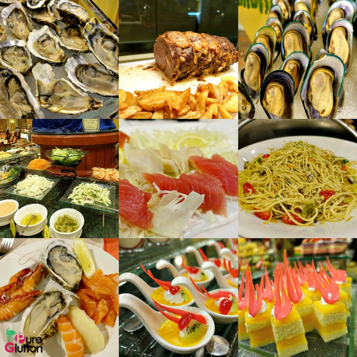 BUFFET DIN Collage