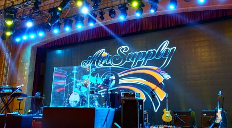 AIR SUPPLY – 40th Anniversary World Tour: What a night to remember!