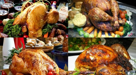 WHERE TO GET YOUR ROAST TURKEYS THIS FESTIVE SEASON