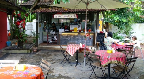 GREEN TOMATO CAFE, AMPANG – chillout amidst lush greenery