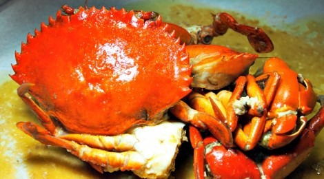 CRAB HUT @ CYBERJAYA: Getting your hands pleasurably dirty on SEAFOOD!