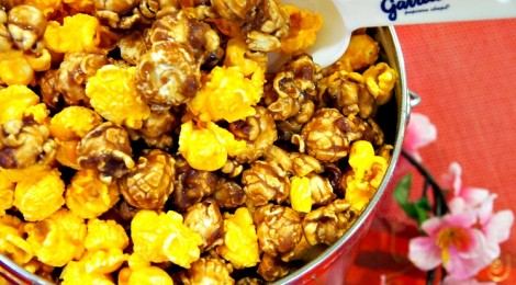 #GarrettTogether this Chinese New Year with Garrett Popcorn!