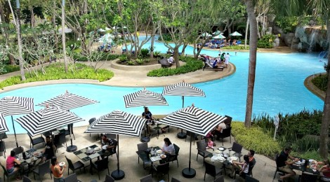 HILTON PHUKET ARCADIA RESORT & SPA: the Sun, Sea & Food!