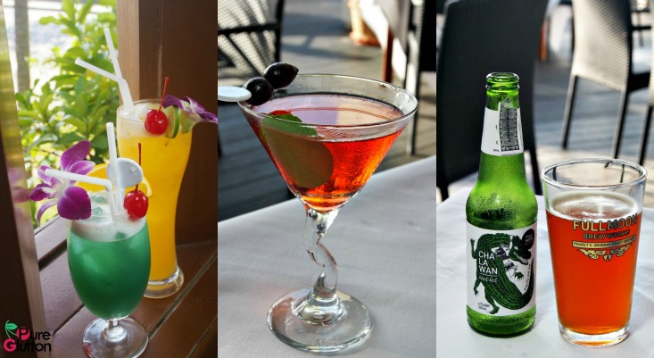 OBC drinks Collage